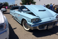 1959 Ford Thunderbird Convertible- 2