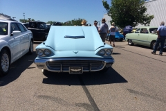 1959 Ford Thunderbird Convertible-3