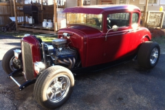 1931-Ford-Front-View-Kevin-Bailey